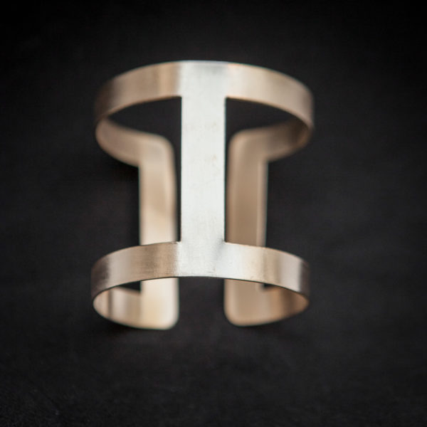 Geometric Wide Handmade Cuff Bracelet, wirst bangle, Ancient Greek Spartans,