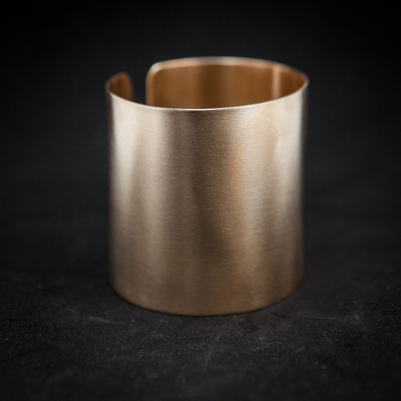 Wide Simple handmade cuff Bracelet